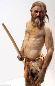 Mushroom Cave Man or GDF Member?